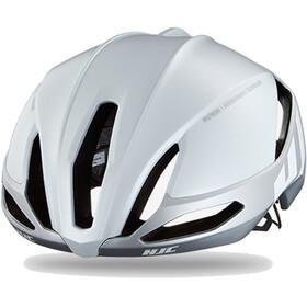 HJC Furion Kask rowerowy biały/srebrny